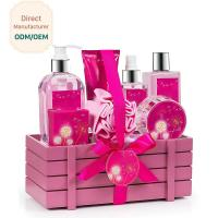 Buy cheap Princess Aromatic Body Care Bath Gift Set / Shower Gift Sets For Women product