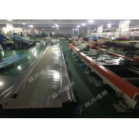 Buy cheap Transportation Industrial Robotic Linear Track , Long Stroke 7th Axis Up To 70m product