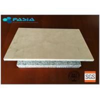 Buy cheap Natural Stone Backlit Super Thin Marble Stone Panel Reception Desk Bar Counter Tops Design product