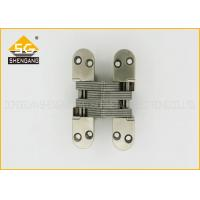 Buy cheap 180 Degree Concealed Inside Door Hinges For Cabinets / Wardrobe / Cupboard product