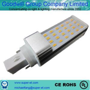 China 5w SMD 5730 LED Plug Light G24 Socket LED Corn Light PL light on sale