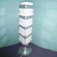China Rotating Brochure Stand, OEM Orders Accepted on sale