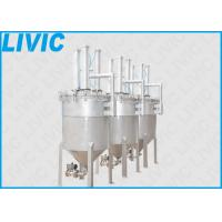 Automatic Catalytic Self Cleaning Filter For Fermented Broth / Steroid Sugar