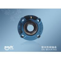 Buy cheap Housed Eccentric Bushing Cast Iron Pillow Block Bearing UELFC207 Round Housings product
