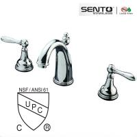 Buy cheap SENTO Classical design healthy wash basin CUPC tap product