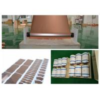 China RoHS Shielding Copper Sheet Coil , 99.8% High Purity Rolled Copper Foil on sale