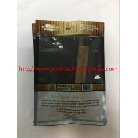 Buy cheap Large Capacity Cigar Humidor Bags , SGS Passed Cigar Pouch Bag For Moisture product