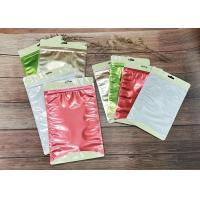 Buy cheap Eight Side Plastic Packaging Bags , Self Sealing Plastic Bags Tea Dried Fruit Dog Cat Food product