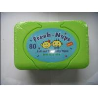 China New Style Soft and Thick Baby Wipes on sale
