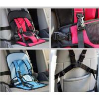 Buy cheap Polyester Auto Storage Organizer , Baby Carrier Bag Multi Function Car Cushion product