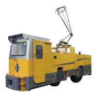 China 55 Ton Electric Locomotive for Big Mines or Tunneling Construction Haulage on sale