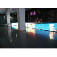Buy cheap Portable Waterproof IP65 smd LED screen PH6.25mm 1m x 1m Cabinet product