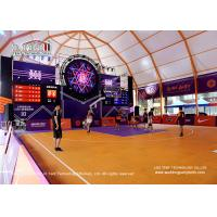 Buy cheap Customized Indoor Sport Event Tents, clear span 80m polygon tent for sports event, Aluminum frame structure tents product