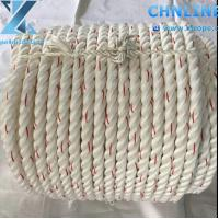 3 strand polypropylene rope for shipping