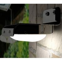 Buy cheap 0.55W Solar Powered Indoor & Outdoor LED Spot Lamps Wall Lamps Motion Sensor product
