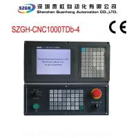China Touch Screen Computer Numerical Control Lathe Three Axis CNC Machine Controller on sale