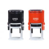 Buy cheap Epress Red Automatic Date Stamp Round 30mm product