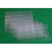 Buy cheap Transparent Zip Lock Plastic Bag Polyethylene for Food Storage product
