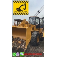 China Used  Wheel Loader Heavy Construction Equipment 966F  Low Rate working hours 3m3 Bucket on sale
