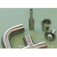 """Buy cheap 3/4"""" Clamp Sanitary Valves And Fittings Welded 45 Stainless Steel Elbow product"""