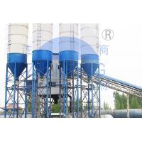 Buy cheap 110kw Automatic HZS180 Concrete Batching Plant, Plb4800 Small Scale Cement Plant 80T Weight product