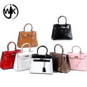 Buy cheap International elegant fashion handbag custom lady shoulder handbag wholesale ladies crocodile genuine leather bag product
