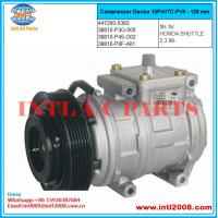 Buy cheap Auto air Compressor for HONDA from Wholesalers