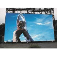 Buy cheap Large Hd Advertising Led Display Full Color Outdoor 6mm Billboard product