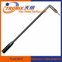 Buy cheap car cable wire extension antenna/ extension cable car antenna TLM1607 product