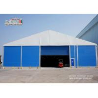 China Outdoor Durable Aluminum Frame Portable Industrial Tent Structures Heavy Duty Storage Tents on sale