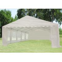 Quality Aluminum Frame White Garden Party Marquees Wedding Reception Canopy for sale