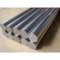 Buy cheap High Strength Cold Drawn Steel Bar , Piston Guided Rod With ISO product