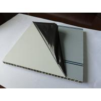 Buy cheap Metal aluminum honeycomb panel thickness 10mm for office decoration from wholesalers