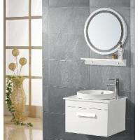 Buy cheap High Gloss Paint MFC Bathroom Cabinet Vanity Set (MS0501) product