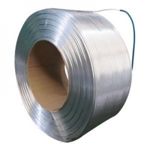 China White Aluminum Tubing 3001 Bending 180 Degree By Radius No Visible Crack on sale