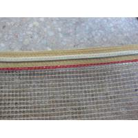 China Edge Reinforcement PTFE Mesh Conveyor Belt Easy Clean Chemical Solvents Resistance on sale