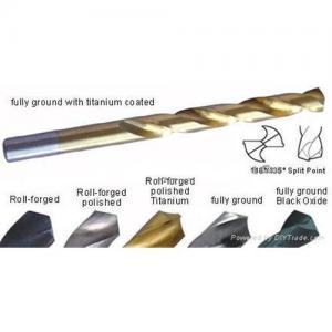 Buy cheap DN338 HSS Twist Drill Bits product