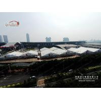 Buy cheap Guangzhou Canton Fair Tent used for large exhibition product