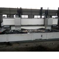 Buy cheap high speed CNC tube sheet drilling machine THD50/2, max.size 5000x5000mm,flange drilling machine product