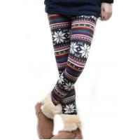 Buy cheap Winter ladies / Girls Tight Pants , Long Slim Fit Pants For Women product