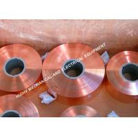 Buy cheap Cast Resin Transformer Copper Sheet Roll With Brighter And Cleaner Surface product