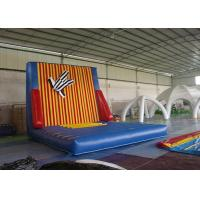Buy cheap ODM Chidlren Inflatable  Wall For Outdoor Inflatable Sports Games product