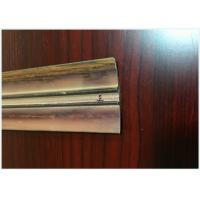 Buy cheap Customized T5 / T6 6063 Aluminum Extrusion Profile White For Transportation Rail product