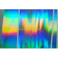 Buy cheap PET Hologram Thermal Lamination Film product