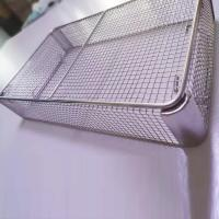 Buy cheap Stainless Steel Medical Corner Disinfection Basket product