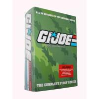 Buy cheap G.I. Joe A Real American Hero - The Complete First Series DVD region 1 Adult movies Tv series Tv show Drop shipping product