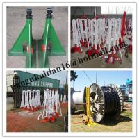 Buy cheap China Cable Drum Jack, export to worldwide Hydraulic Cable Jack product