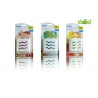 Buy cheap Economical Dual Scented Air Freshener For Air Conditioner  Diffuser   10 ML / PC product