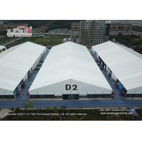 Buy cheap 25 Meter Width White Marquee Canopy Tent For Movable Temporary Exhibition product