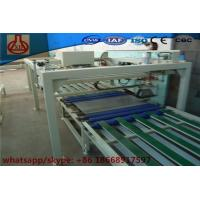 Buy cheap EPS Roof / Wall Panel Making Machine CE Iron Sheet Roll Forming Machine from Wholesalers